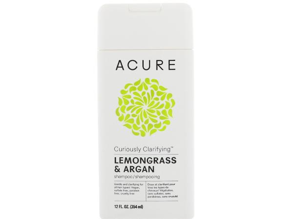 Acure, キュリオスリー・クラリファイング・シャンプー、レモングラス & アルガン.jpg